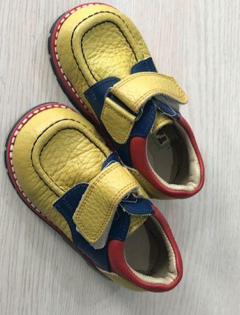 Ботинки туфли таши орто ортопедическая обувь