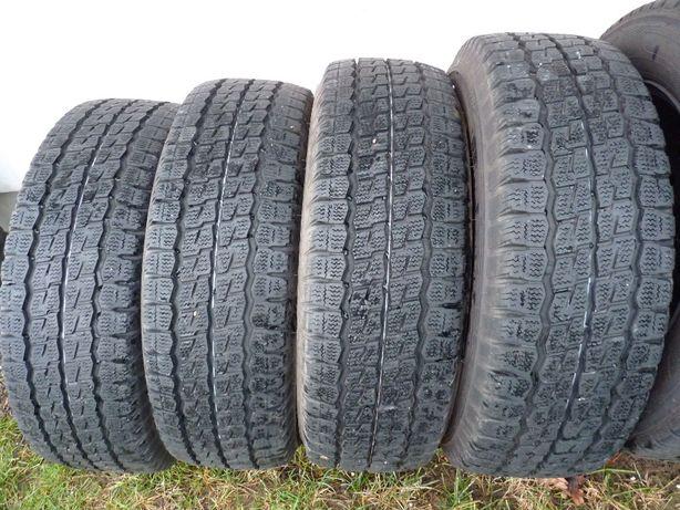 Kola Zimowe Mercedes Sprinter & Volskswagen LT / Firestone