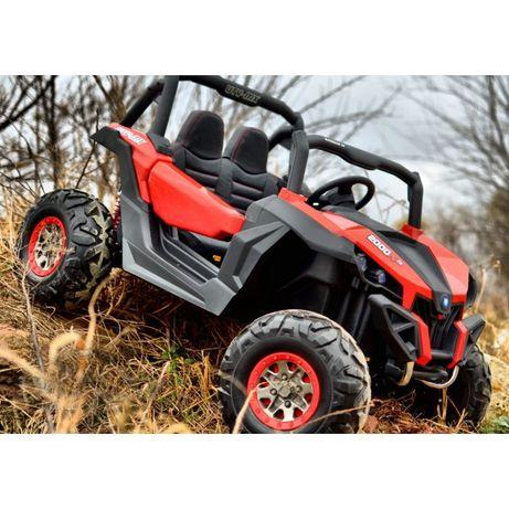 Eléctrico BUGGY UTV-MX 4X4 TT para criança até 8 anos carro eletrico