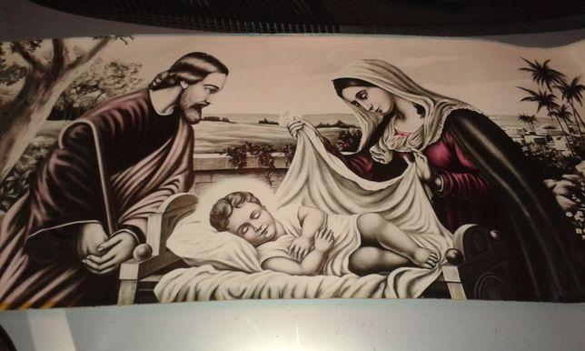 Obraz swiety Jezus malusienki