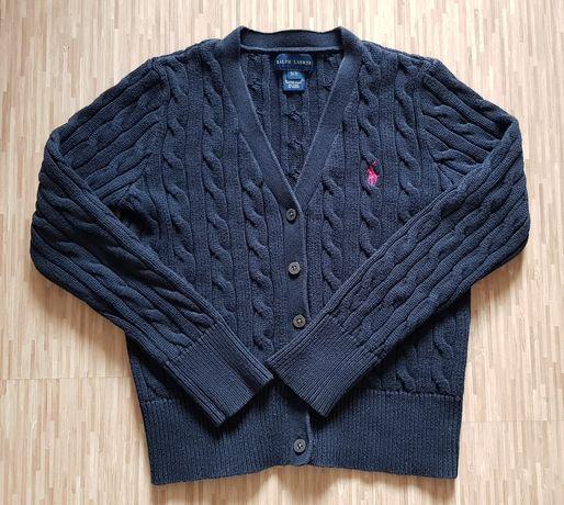 Sweterek Polo Ralph Lauren rozmiar 7 lat, 128 - 134