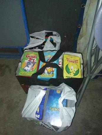 Leitor de cassetes VHS