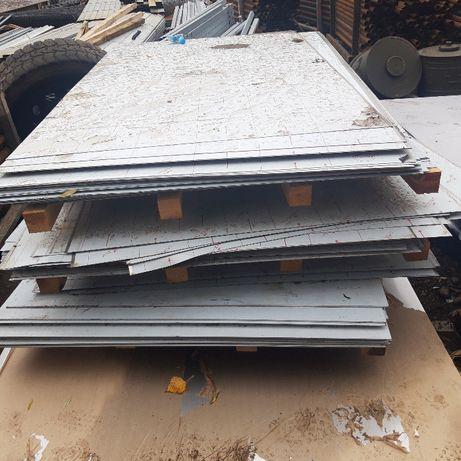 blacha aluminiowa, arkusze 1m x 2metry , grubości 3mm i 4mm