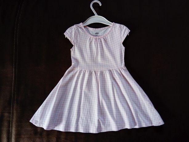 Sukienka r. 92 h&m sukieneczka letnia