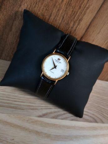 Швейцарские женские часы Raymond Weil покрытие 18 карат золотом.