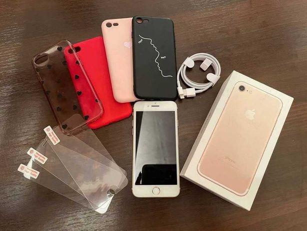 IPhone 7, 128гб, gold