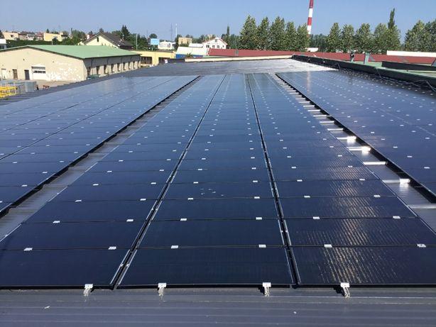 Kompletna instalacja dachowa 50 kwp