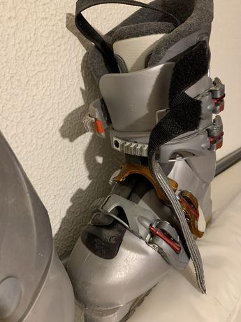 Botas de ski de senhora da salomon