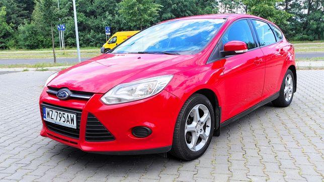 Ford Focus MK3 1,6 benzyna 105KM salon-PL serwis 2014r Zamiana
