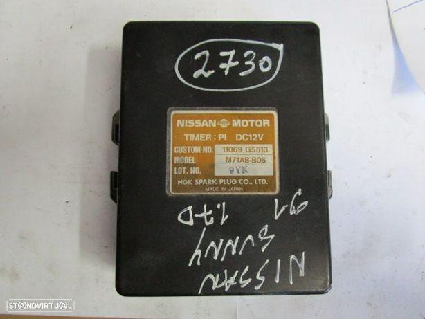 Modulo Velas 11069G5513 NISSAN / SUNNY / 1991 / 1.7 D /