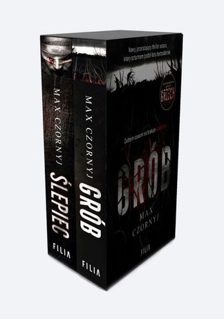 Pakiet: Ślepiec/Grób - Max Czornyj