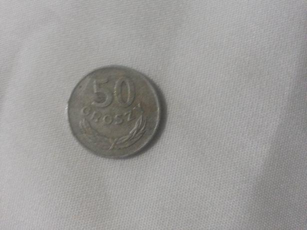 Монета 50 croszy
