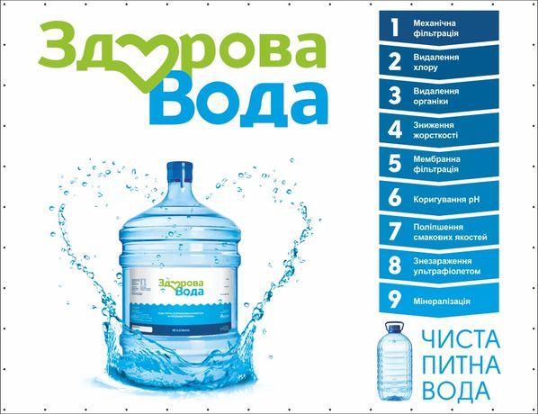 Продажа действующего бизнеса по очистке, продаже и доставке воды