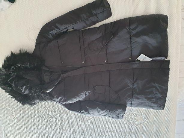 Nowa kurtka zimowa płaszcz L 40/42 c&a