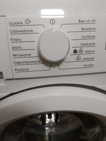 Pralka slim Elektrolux