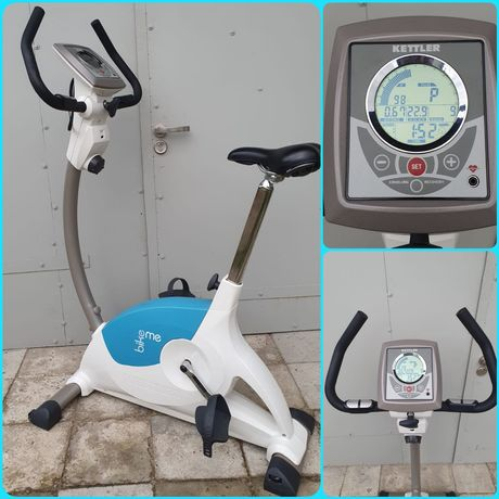 Rower treningowy Kettler Bike Me do 120 kg .
