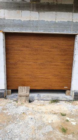 Bramy, brama segmentowa, brama panelowa, garażowa