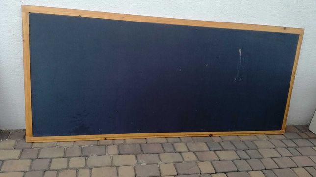tablica informacyjna ,,rama drewniana, 230x100cm , vintage