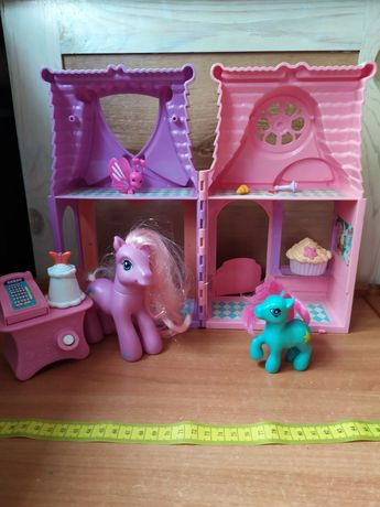 Бутик Рариті. Магазин морозива.  My little pony.