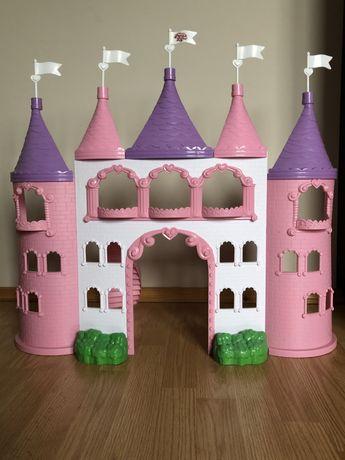 Zamek Duży dla lalek, kucyków