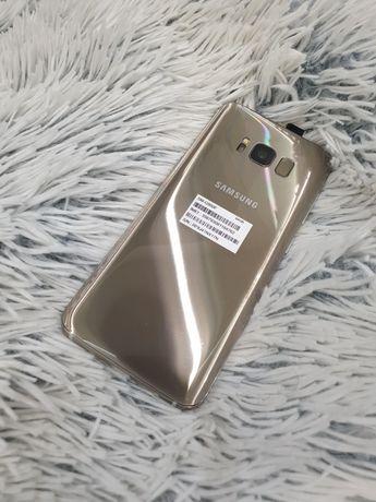 NOWY Samsung Galaxy S8 64gb Gold pudełko komplet