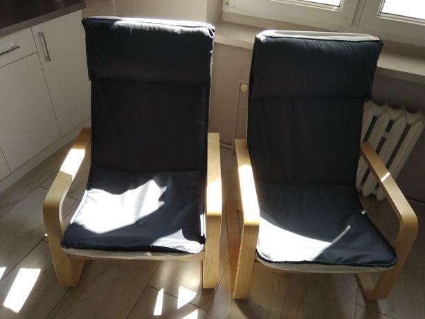 Fotele IKEA 2 sztuki