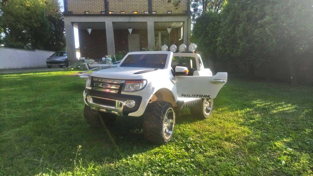 Ford Ranger na akumulator dla dzieci Pleszew - image 1