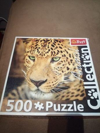 Nowe puzzle Trefl