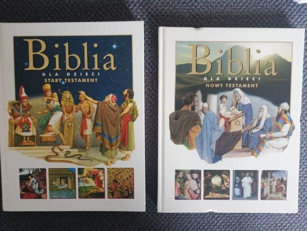 Biblia dla dzieci Nowa