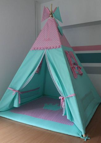 Детская игровая палатка TIREX вигвам