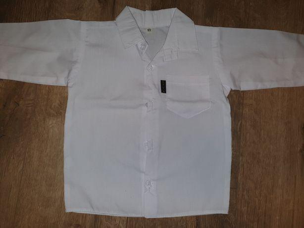 Koszula biala 92cm