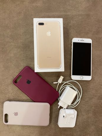 iPhone 7 Plus 128GB Gold б/у торг