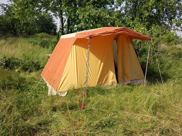 Namiot willowy 4os. PRL zakłady częstochowskie