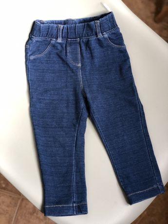 Джинси , джинсы , рост 80, штаны на девочку, штани на дівчинку
