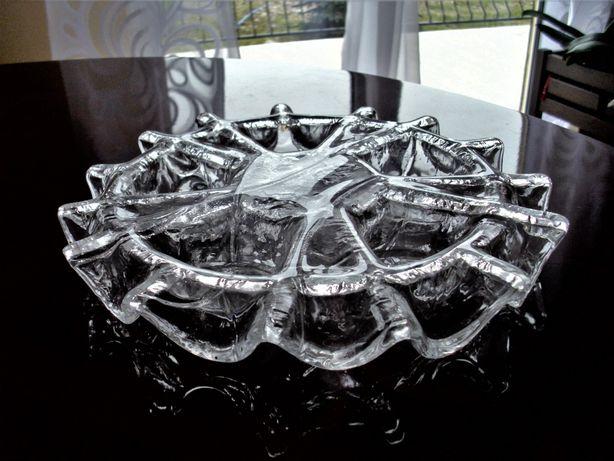 Szkło Fińskie świecznik