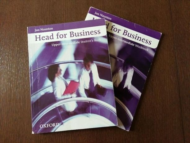 Head for Business upper-intermediate SB + WB