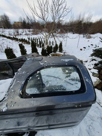 Suzuki jimny dach+poszycie prawe +szyba