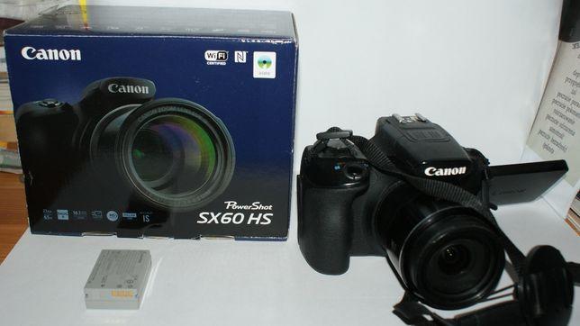 Aparat fotograficzny Canon SX 60 HS