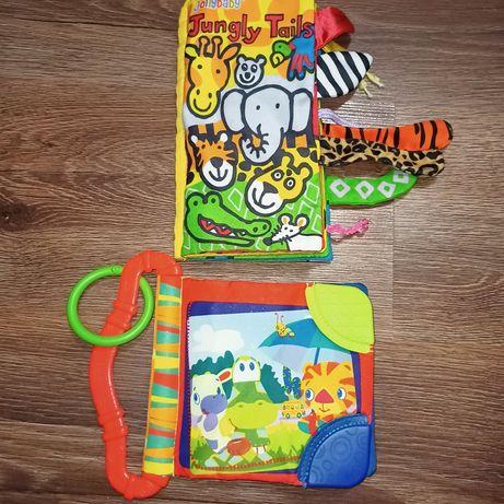 Детские шуршащие, картонные книги