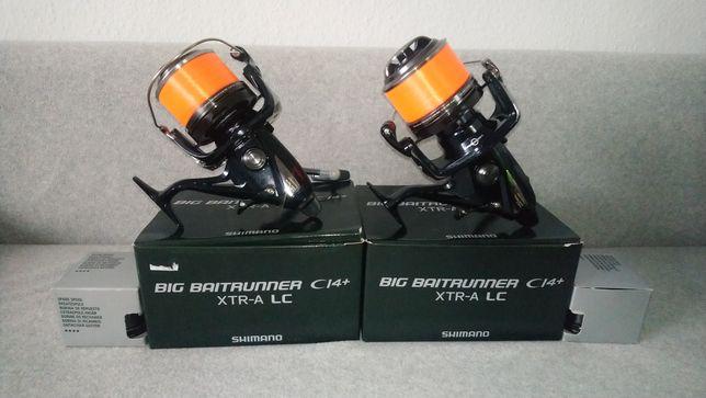 Kołowrotki Shimano Big Baitrunner Ci4 XTR-A