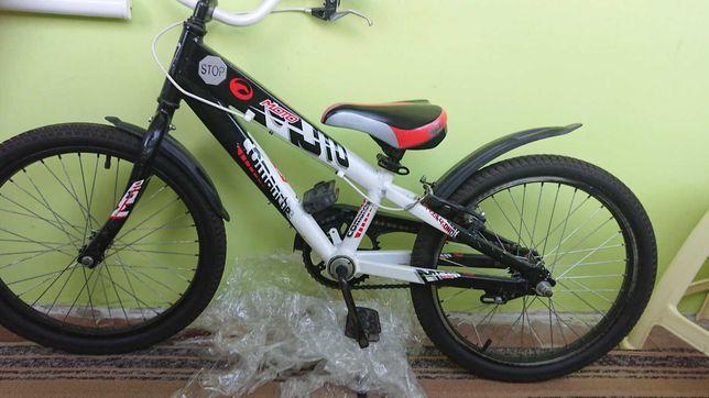 """Детский велосипед Comanche Moto колеса 20"""" рама 9"""""""