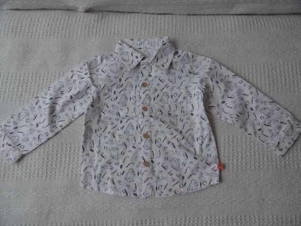 Koszula chłopięca 80-86