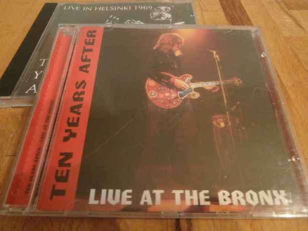 Ten Years After - Live at The Bronx ,71 cd