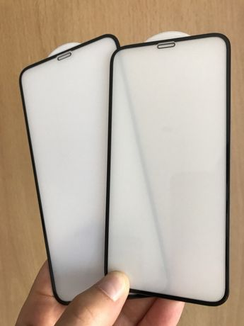 Pelicula vidro IPhone X/XS e XS Plus