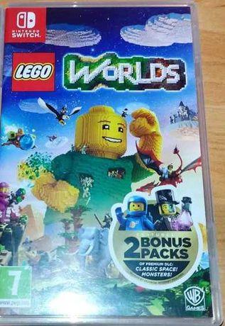 Jogo para consola Nintendo Switch Lego Worlds + DLC