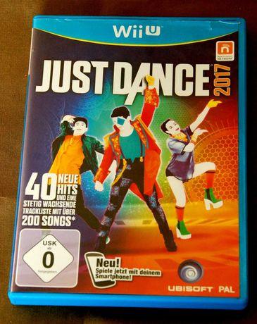 JUST DANCE 2017 Nintendo Wii U