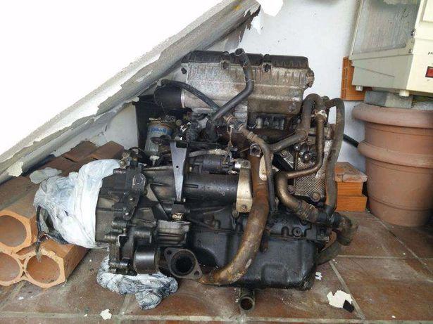 Caixa de velocidades para motores PSA 1.4 ou 1.5D Citroen ou Peugeot
