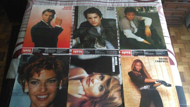 11 Posters Duplos - Super Jovem 1995