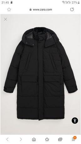 Мужское пальто Зара