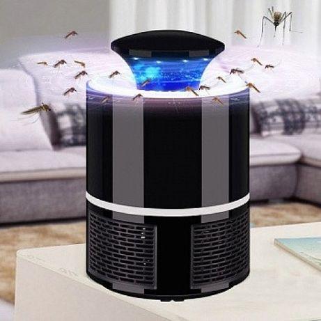 Лампа ловушка для комаров